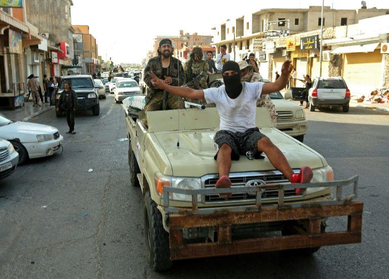 Haftar's Forces Pushed Back As GNA Circles On Al-Wattia