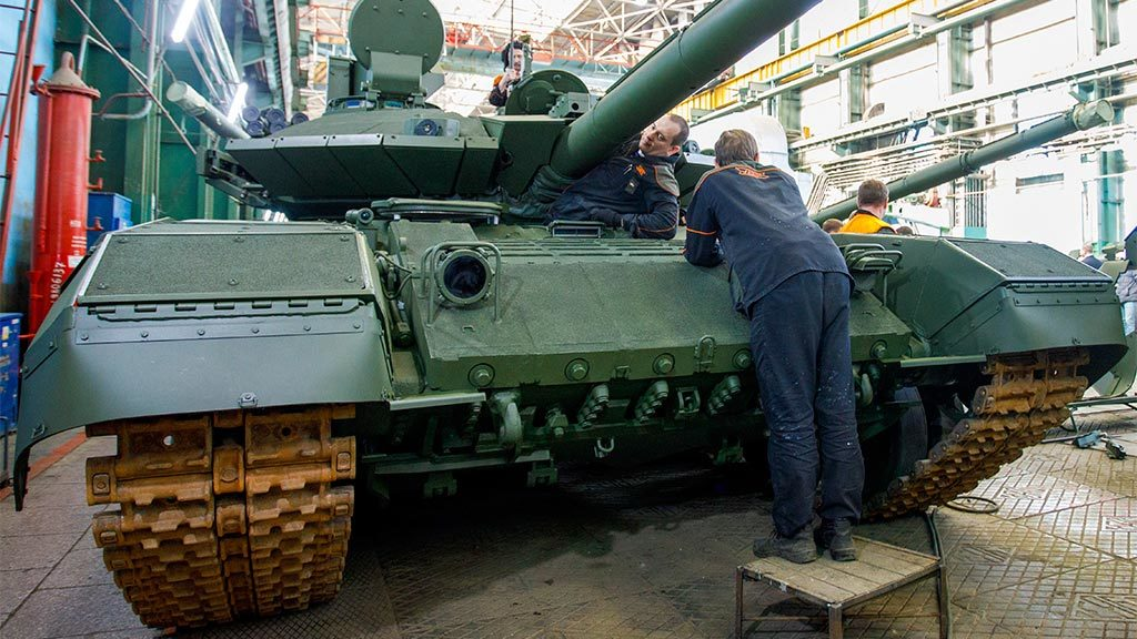 Russian Military-Industrial Companies Left To Self-Governance Following COVID-19 Measures