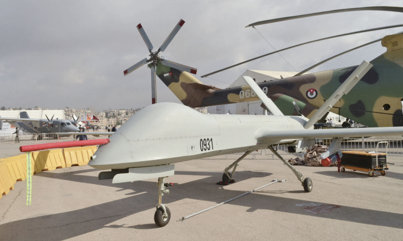 Jordan Accused Of Supplying UAVs To Haftar's Forces