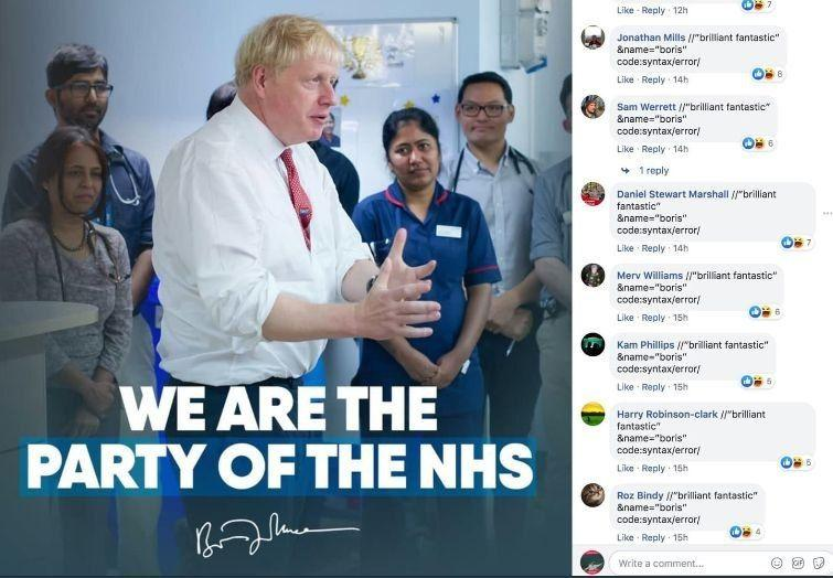 """""""Brilliant, Boris"""": Britain's Bots On Guard Of Democracy"""