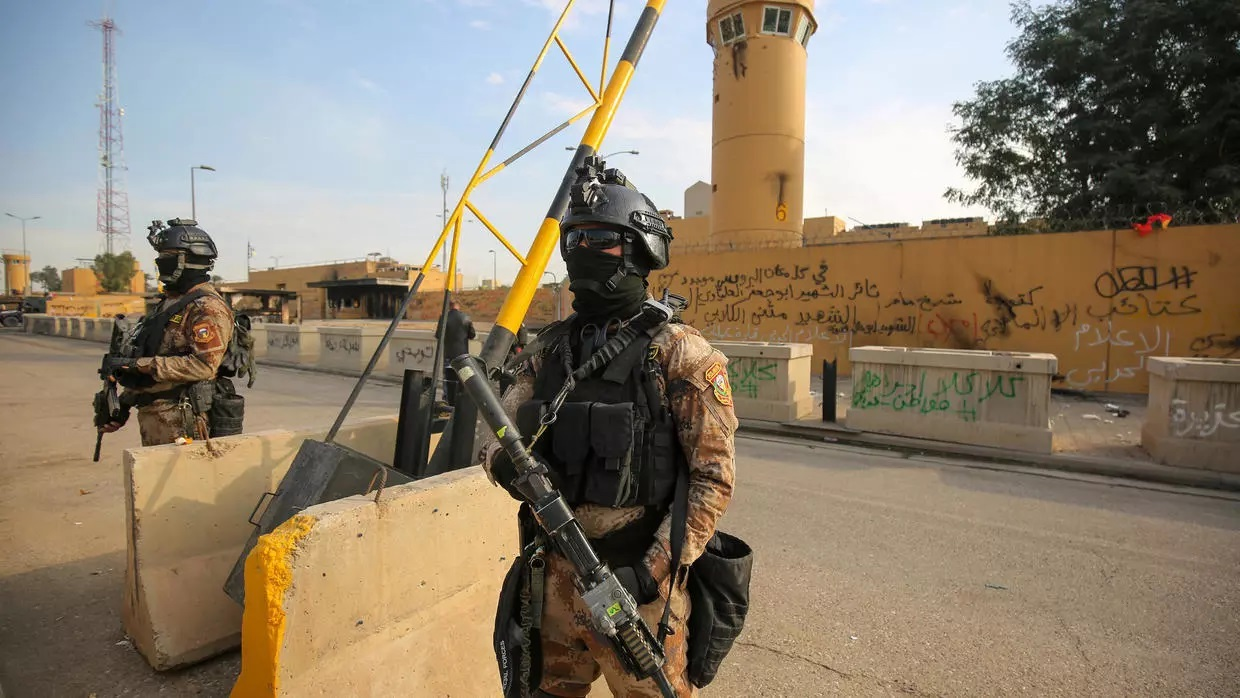 US Threatens Strikes On 122 Targets Within Iraq Unless Tension Subsides