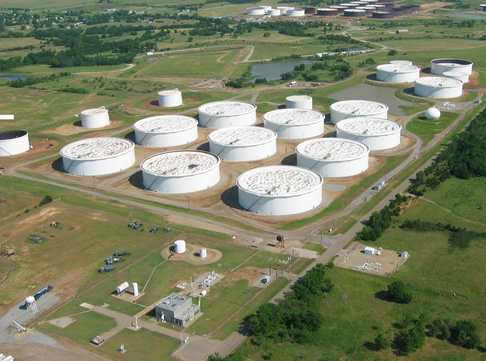 The Cushing Terminal And U.S Oil Storage Woes