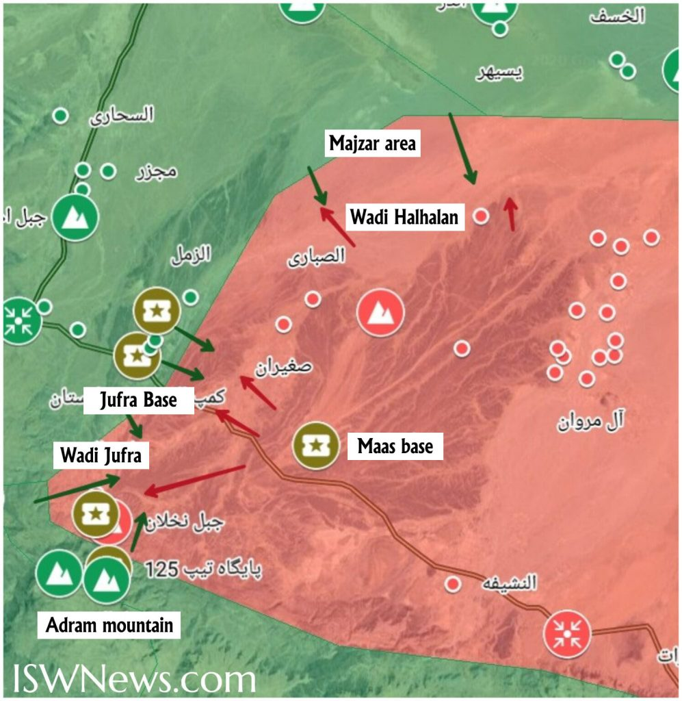 Military Situation In Yemen On April 22, 2020 (Map Update)