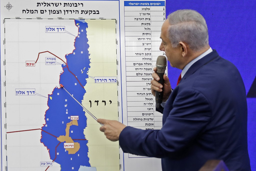 """Netanyahu Says Annexation Of West Bank To Happen By July 1st In """"Historic Opportunity"""""""