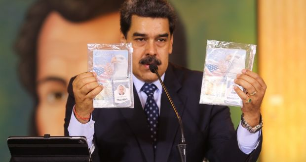 Operation Gideon: the Hidden Plot of the New Failed US Attempt against Venezuela