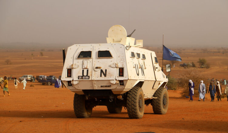 3 UN Peacekeepers Killed, 4 Others Wounded In Roadside Bomb Explosion In Mali