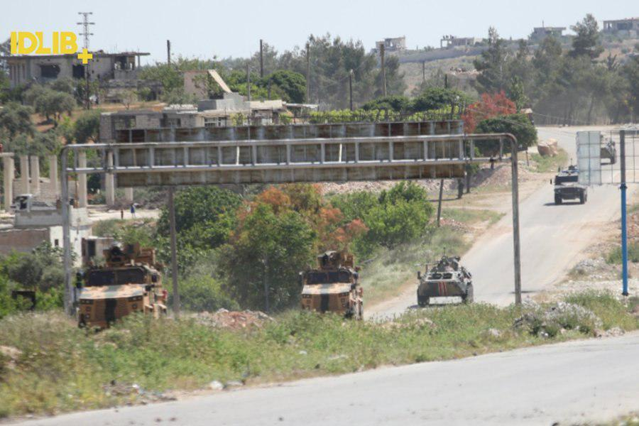 Militants Attack 10th Russian-Turkish Patrol In Southern Idlib (Video)