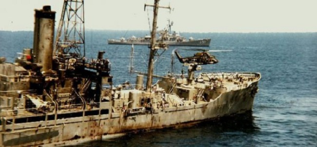 "Philip M. Giraldi: ""Israel's War Crimes Have Killed Americans"""