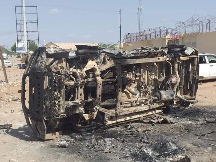 Governor Killed In al-Shabab Suicide Bombing In Somalia (Video)