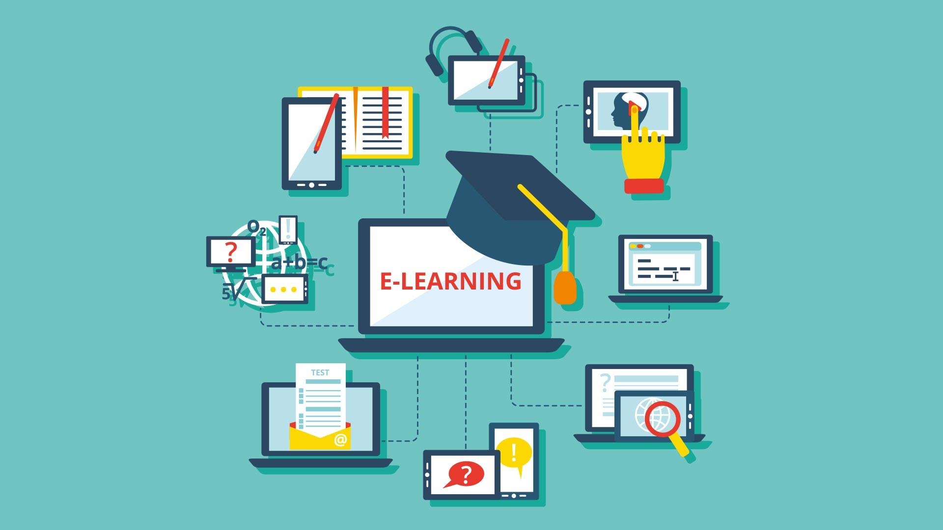 eLearning Technologies as a Way to Improve the Quality of Education