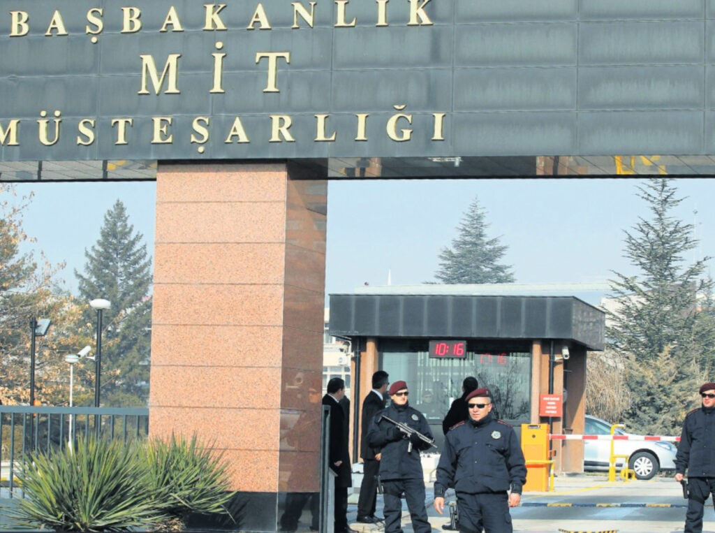 Secret Files Reveal Turkish Intelligence Operations In Germany, Denmark, the Netherlands And Sweden