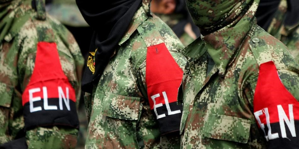 Colombian Military Launches Major Attack Against ELN Encampment