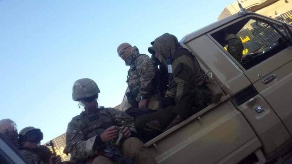 Pro-GNA Sources Claim Russian Private Military Contractors Withdraw From Tarhuna (Photos, Videos)