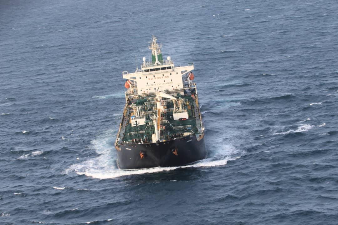 Explosion Rocks Iranian Merchant Vessel Off Syria's Coast (Photos)