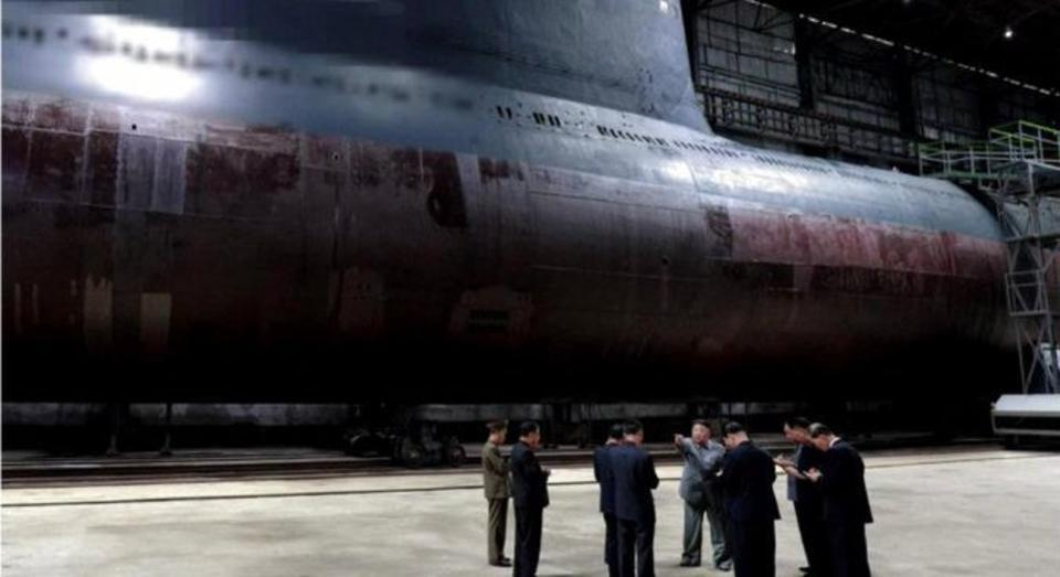 Kim's New 'Nuclear-Capable Submarine' About To Be Deployed: South Korea