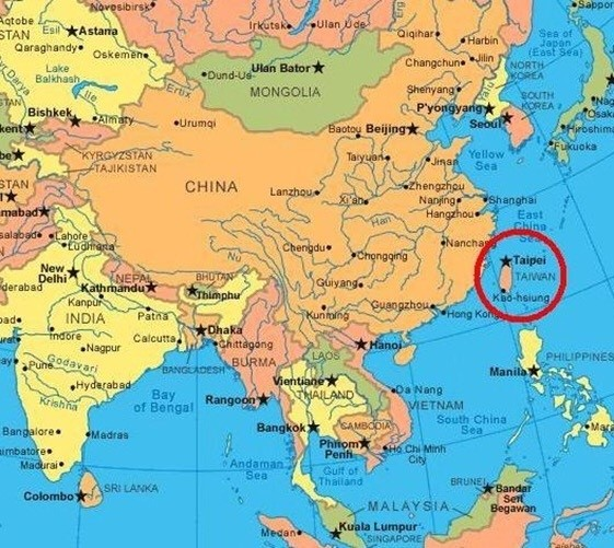 Taiwan Becomes New Focal Point in the Escalating US-China Standoff