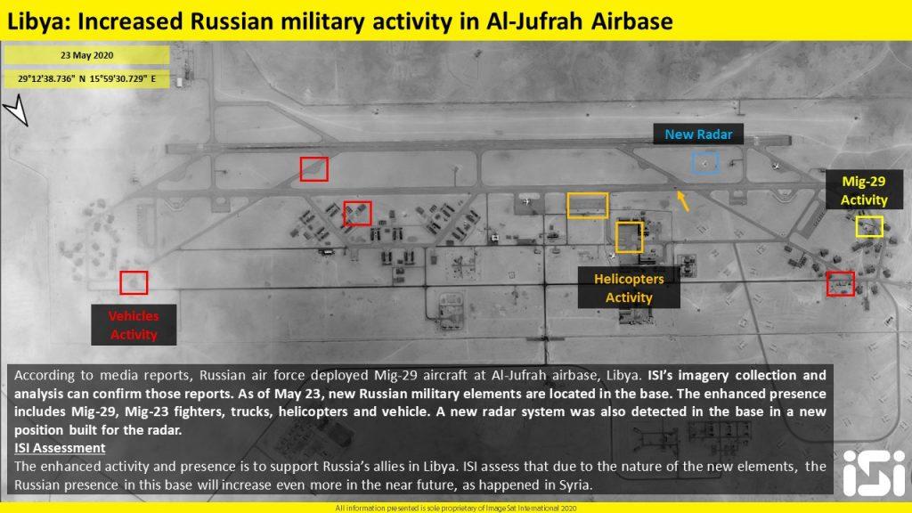 Israel Joins US Propaganda Campaign Over 'Russian Invasion Of Libya'