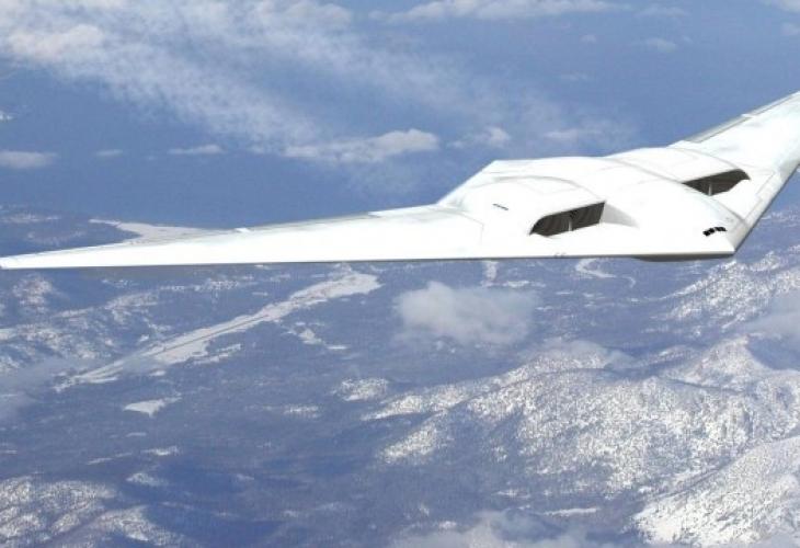 Russia Began Work On First Prototype Of Next-Gen PAK DA Strategic Stealth Bomber