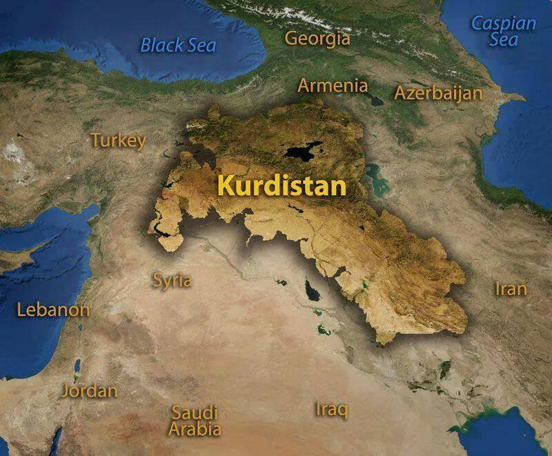 Kurds Voluntarily Delegated Part Of Their Authority To The Baghdad Government