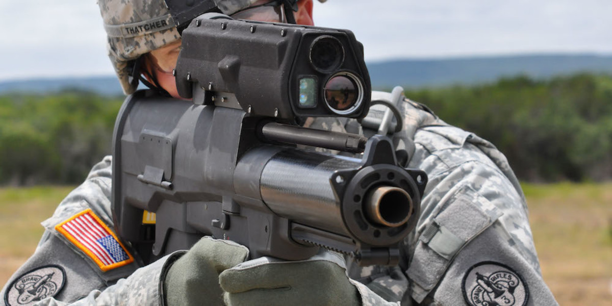 U.S. Army Making Progress On Next Generation Squad Weapons, Requests $111m Funding