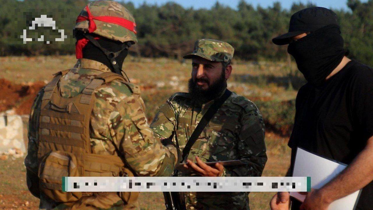 Large Batch Of Hay'at Tahrir Al-Sham 'Special Forces' Completes Training (Photos)