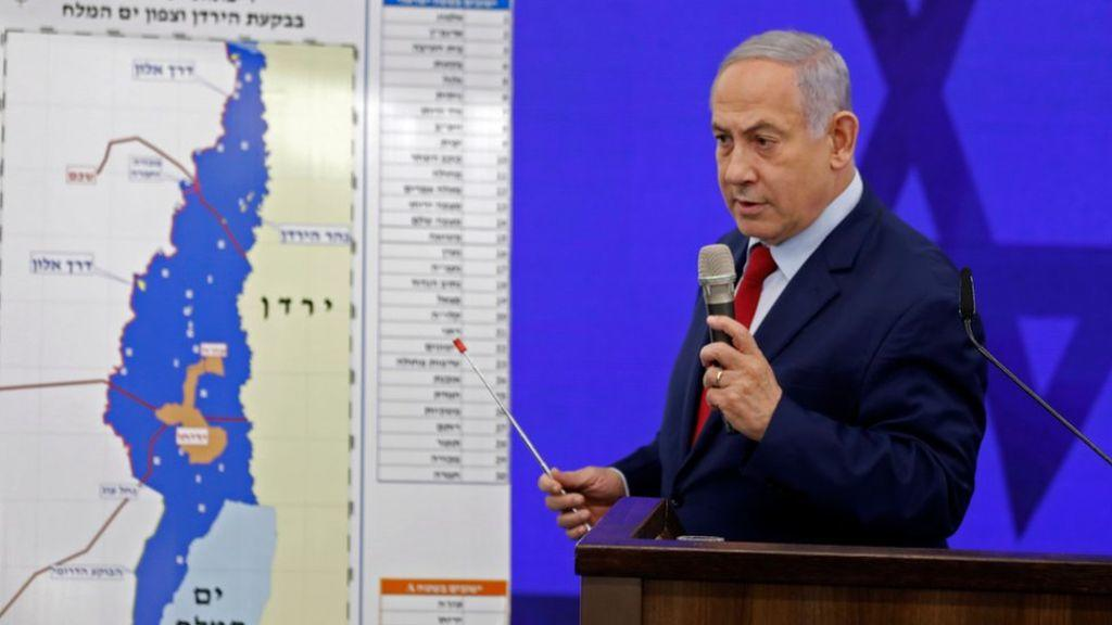"""Jordan's King Warns """"Massive Conflict"""" Coming If Israel Moves To Annex West Bank"""
