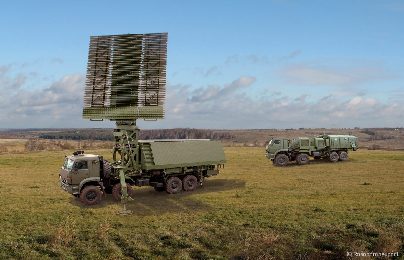 Russia Launches New Radar Capable Of Tracking Up To 1,000 Targets, Including Hypersonic