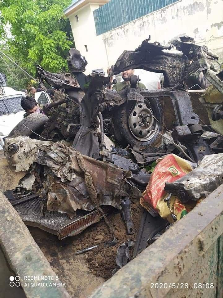 Car Bomb Attack Averted In Jammu And Kashmir's Pulwama By Indian Authorities