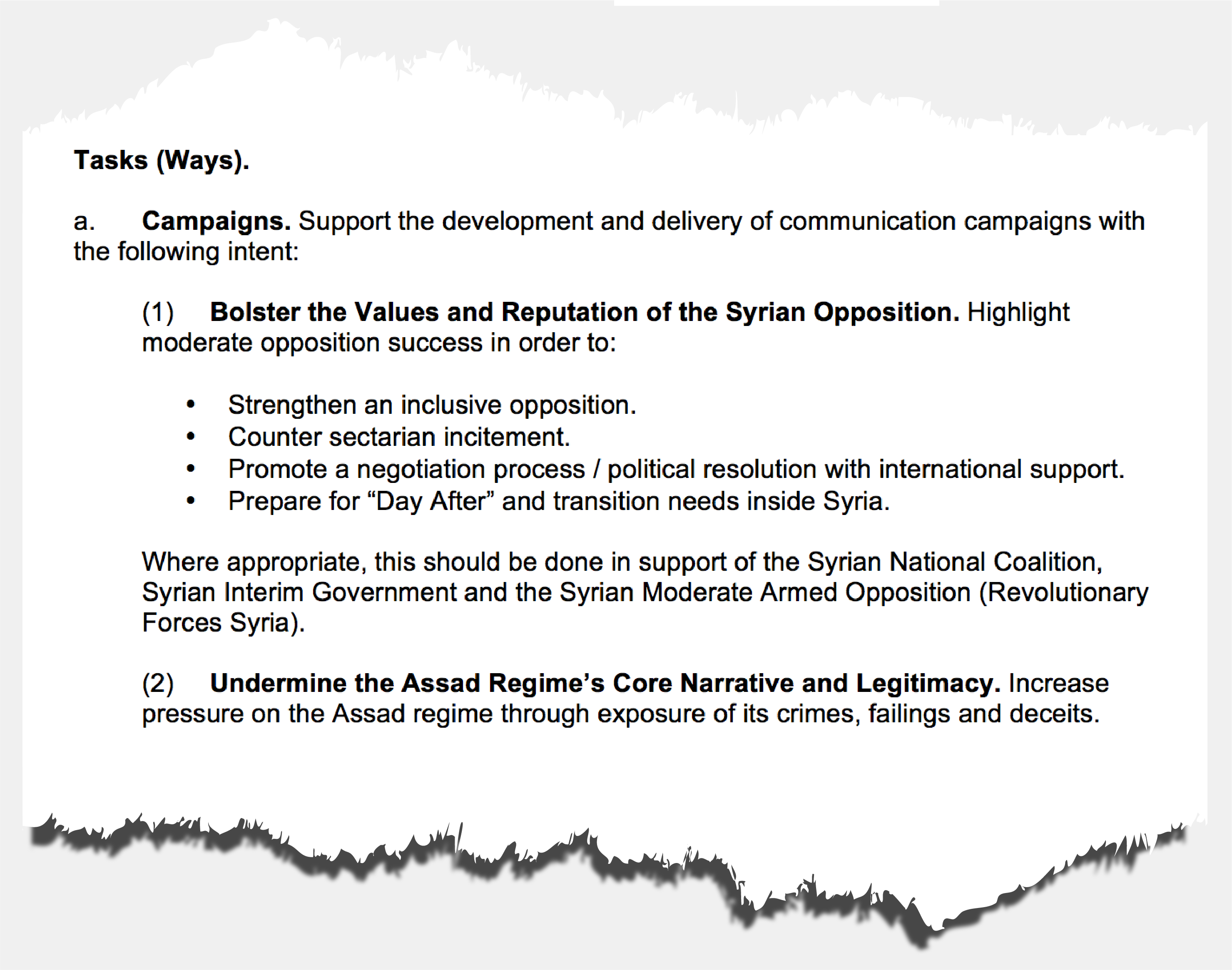 """UK Government Funded """"Citizen Journalist"""" Propaganda Campaign In Syria: Middle East Eye"""