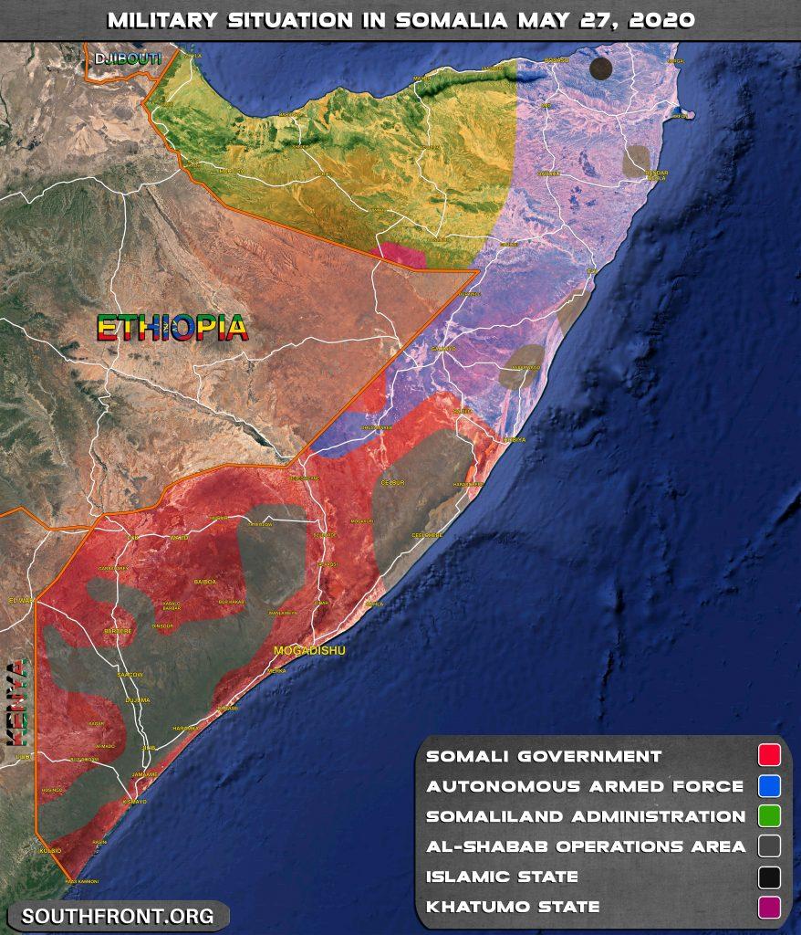 Trump Exits Somalia
