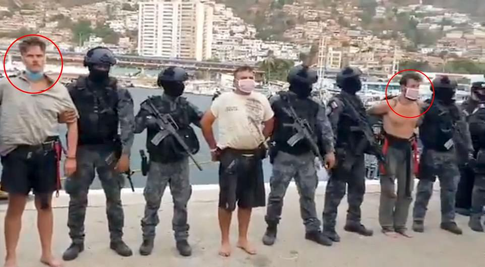 US Mercenaries Arrested In Venezuela Tweeted To Confirm Operation With Donald Trump