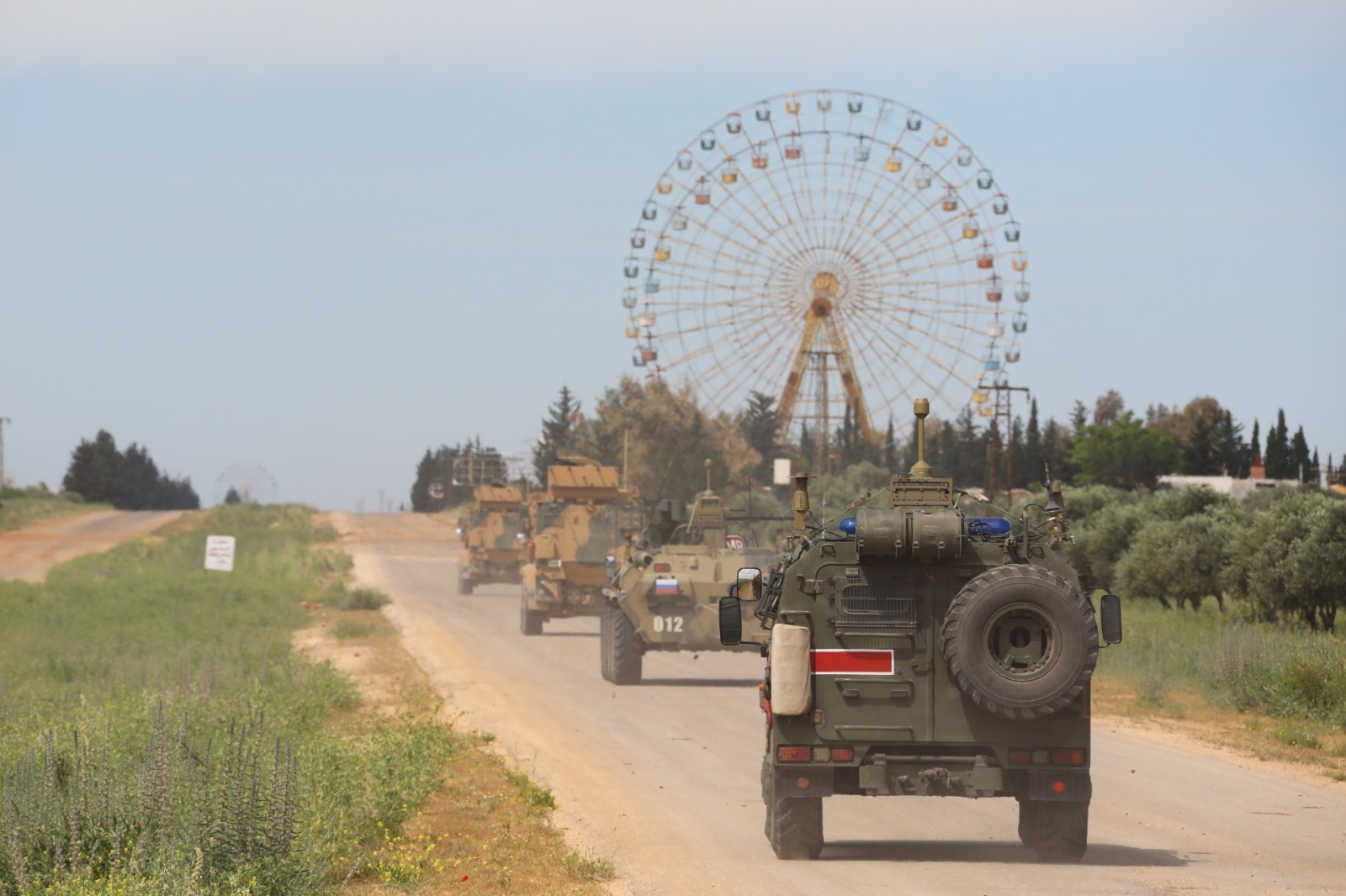 Russia And Turkey Hold 8th Joint Patrol In Southern Idlib. It's 2 Times Longer Than Previous Ones (Photos, Videos)