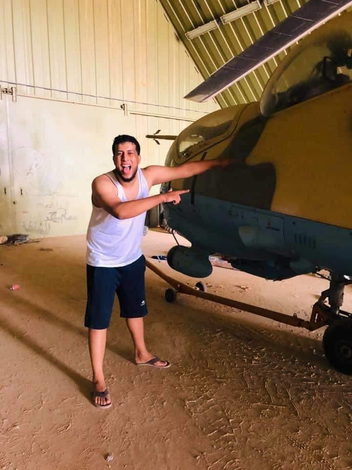 Turkish-backed Forces Captured Pantis-S1 Air Defense System, Mi-35 Helicopter At Libya's Watiya Airbase (Map, Video, Photos)
