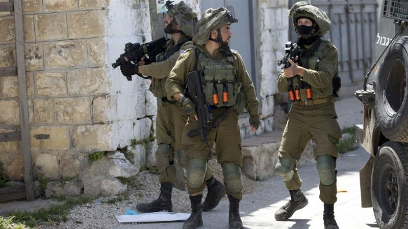Israeli Soldier Killed By Stone Thrower Leads To IDF Raids And Arrests In West Bank