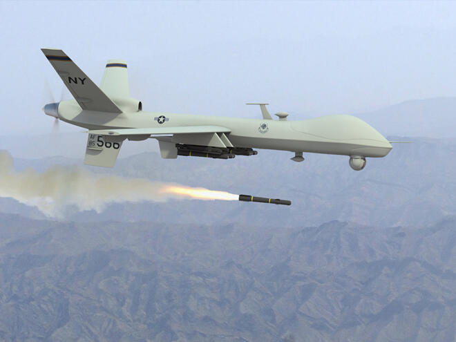 Two Al-Shabaab Militants Killed In U.S. Drone Strike