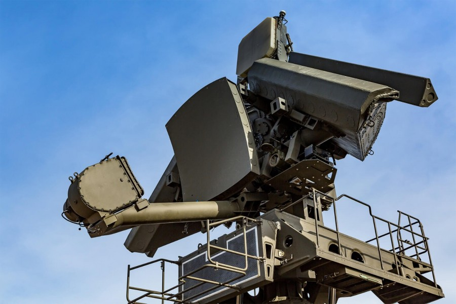 Ukraine Delivers Air Defense Systems To Turkey, Through Shady Deal