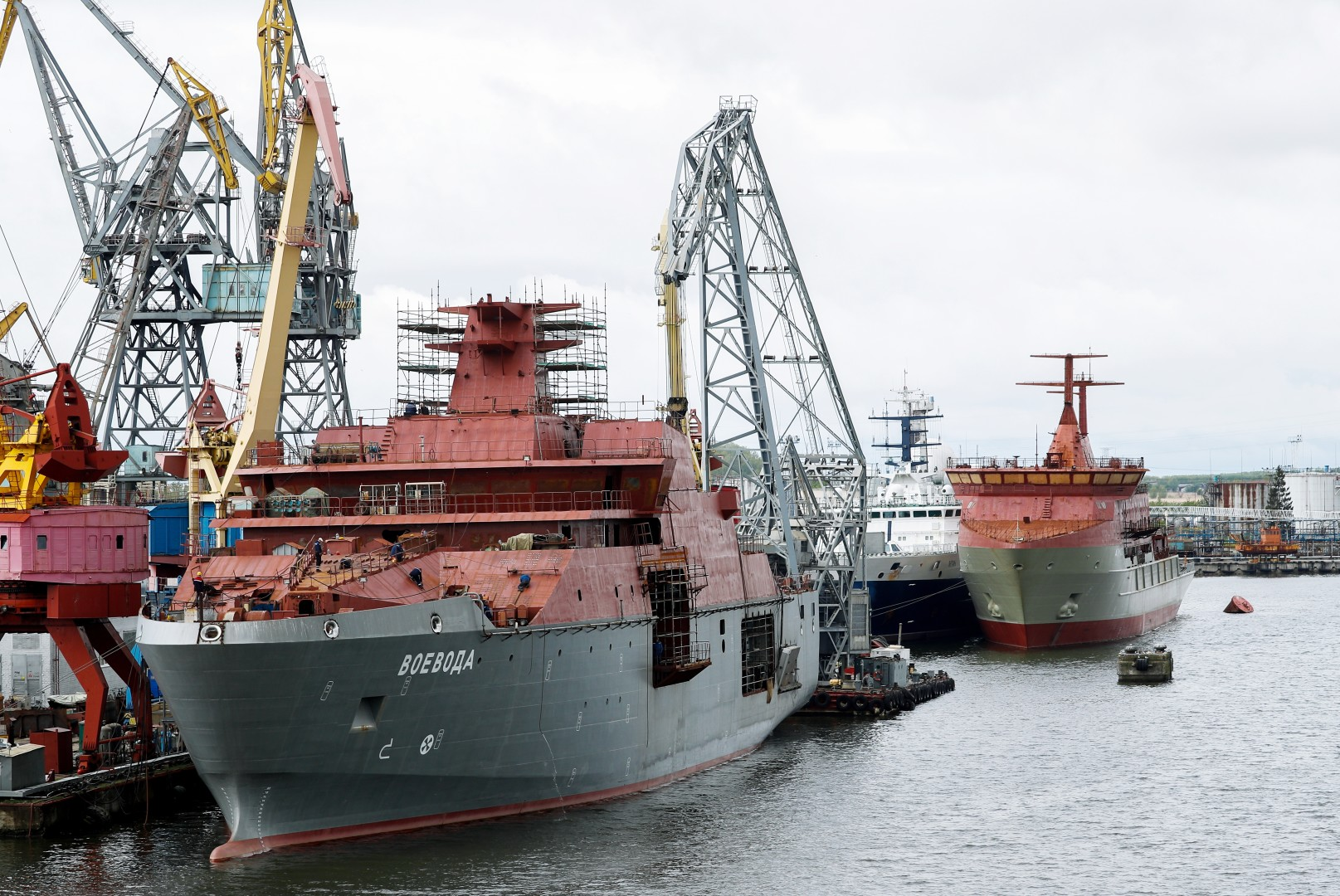Russia's Shipyards Mostly Worked At A Loss Throughout 2019