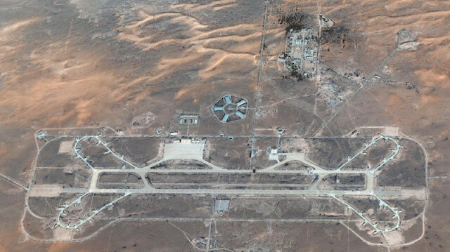 Government Of National Accord Wrestles Control Of Al-Watiya Airbase From Haftar's Forces