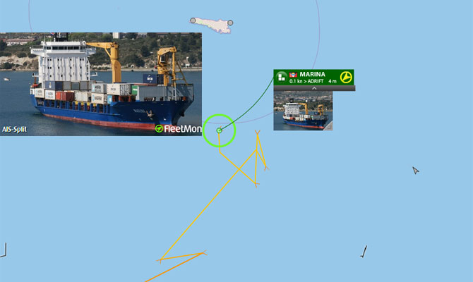 78 Migrants and Crew Stranded On Cargo Vessel In Mediterranean