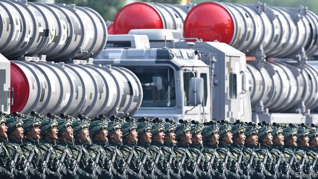 """Military Experts Urge China To Expand Nuclear Arsenal As """"Deterrence"""" Against US"""