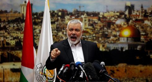 """Hamas Chief Vows Major """"Armed Resistance"""" If Trump's Deal Of The Century Implemented"""