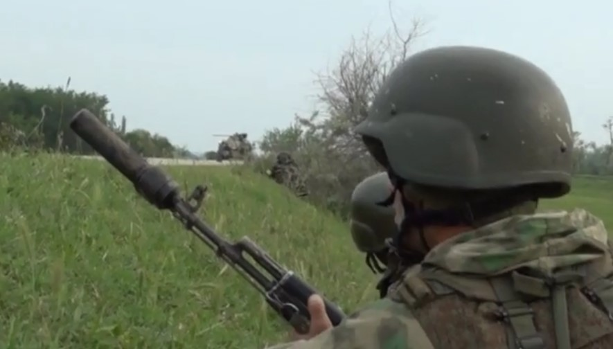 In Video: Russian Security Forces Eliminated 6 ISIS Terrorists In Dagestan