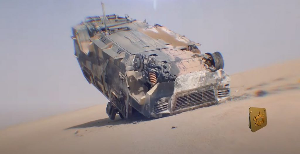 Combat Footage: Houthis' Operations Against Saudi-led Forces In Yemen