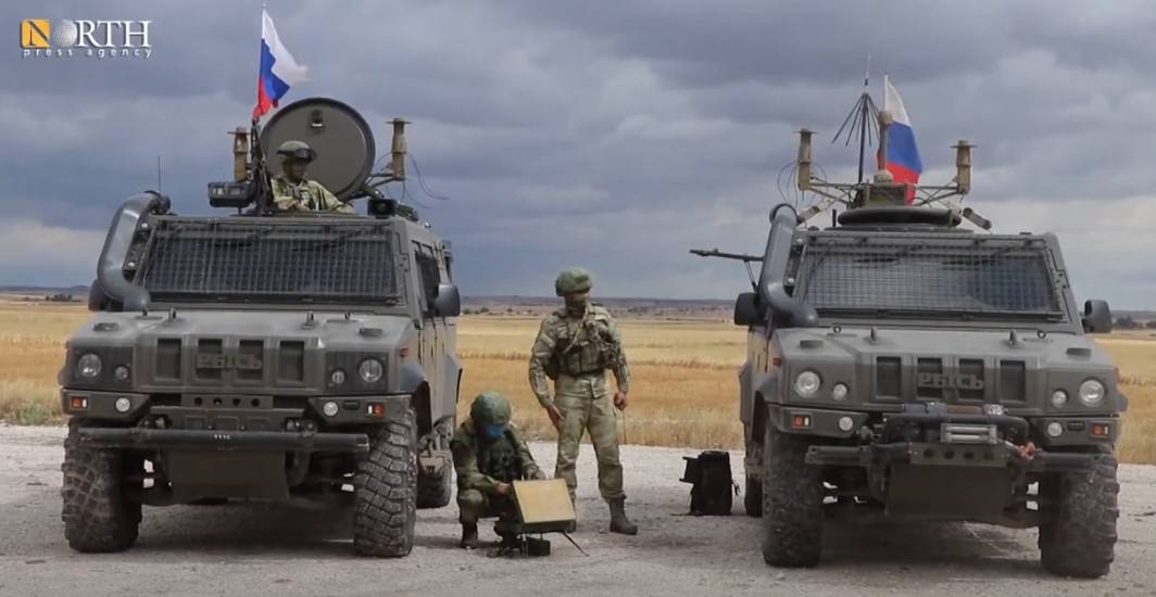 Russian Military Police Secured Reopening Of M4 Highway In Northeastern Syria