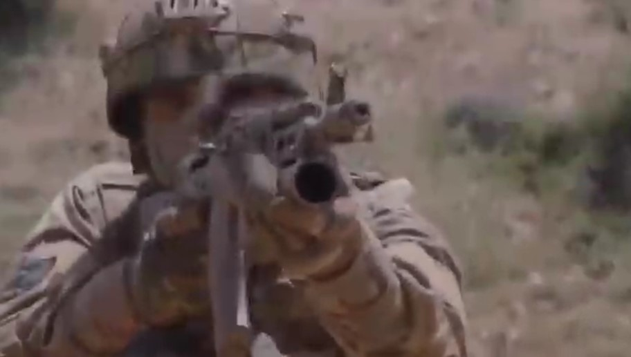 Hezbollah Releases Video Showcasing Training Of Its Special Forces
