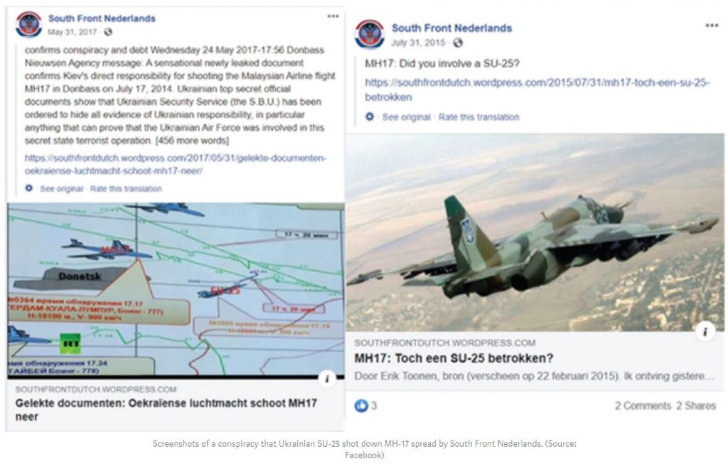 A Close Look At Efforts Of Pro-NATO Propaganda Units Behind the Scenes Of SouthFront Censorship
