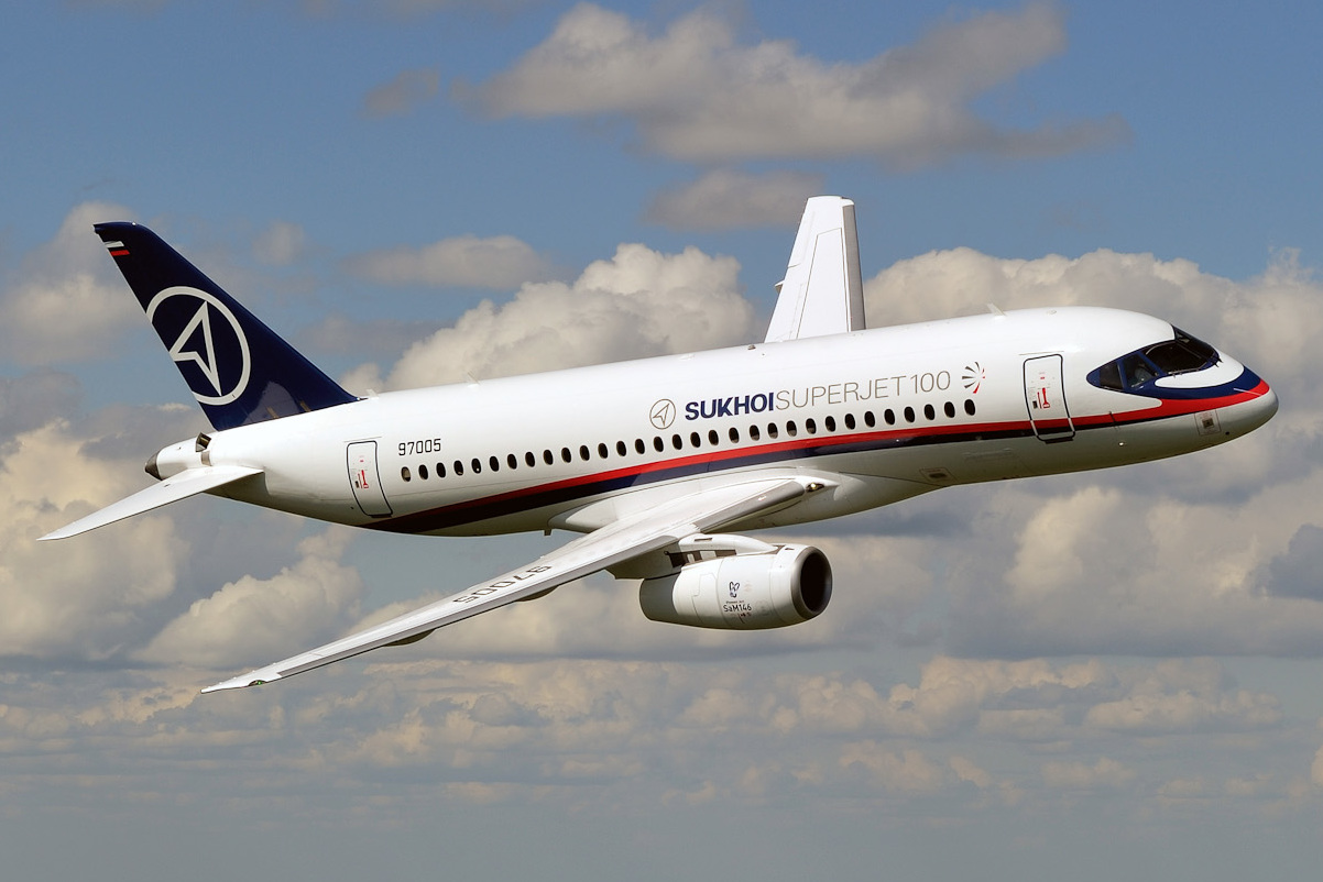 Rostec Finally Found What To Do With 60 Sukhoi Superjets 100 Sitting Idly Without A Buyer