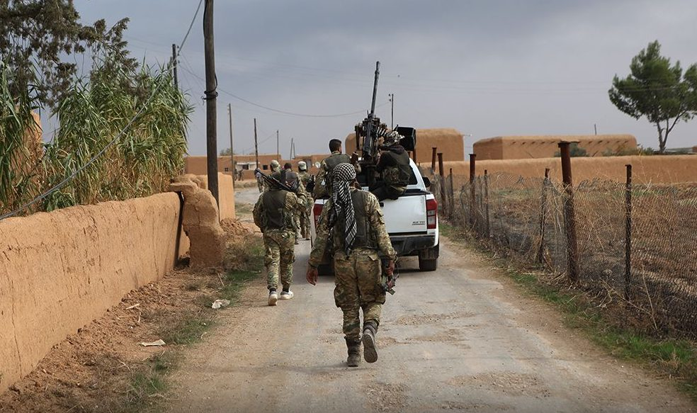 Hundreds Of Militants Defect From Influential Turkish Proxy Group In Syria