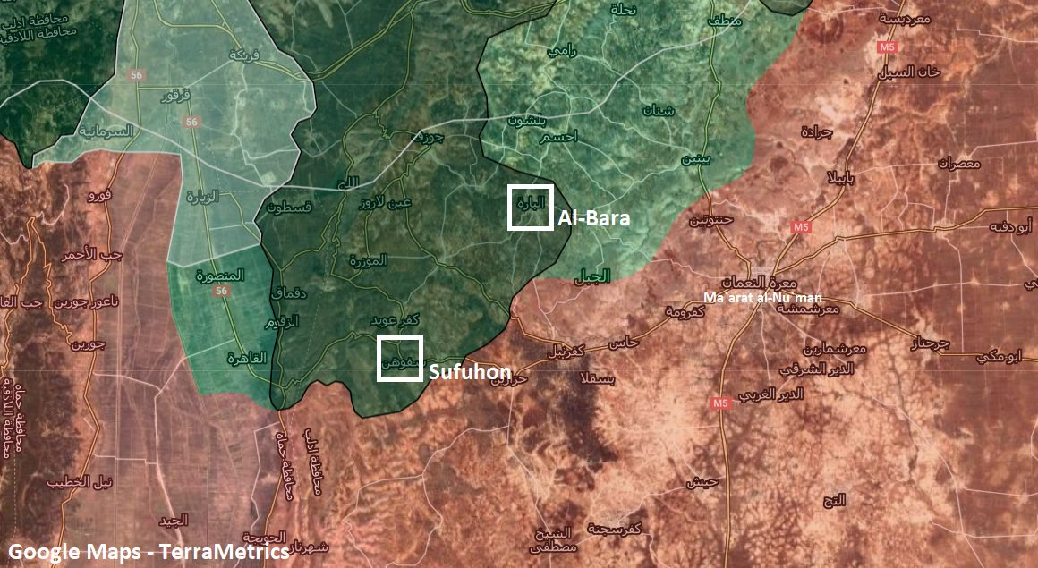 Syrian Army Kills, Injures Nine Militants In Artillery Strike On Southern Idlib