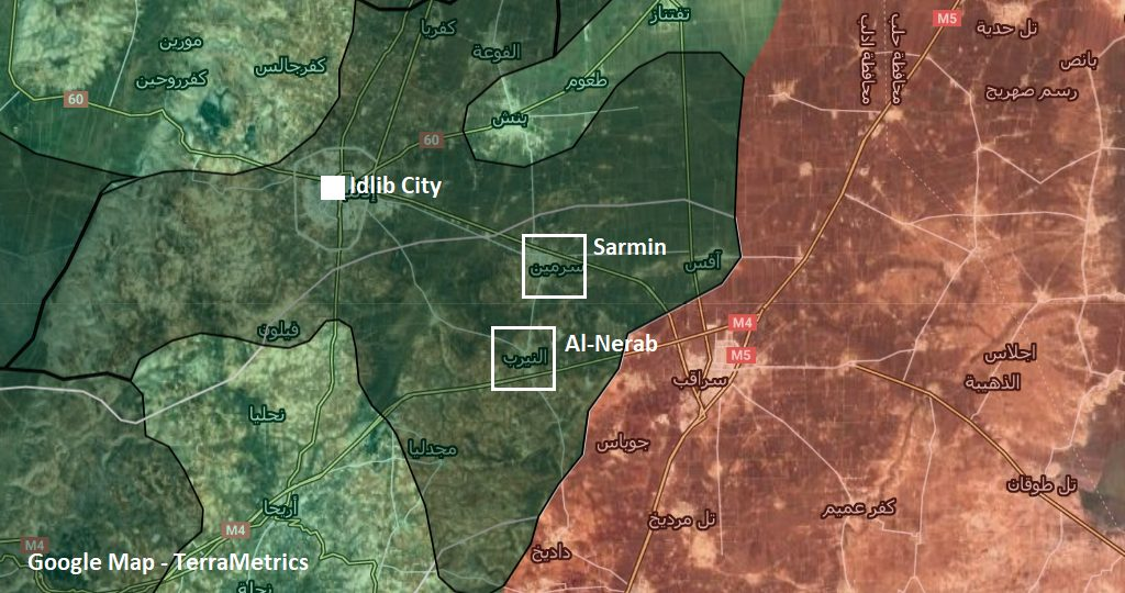 Turkish-Backed Commander Survives Assassination Attempt In Southeast Idlib, HTS Blamed